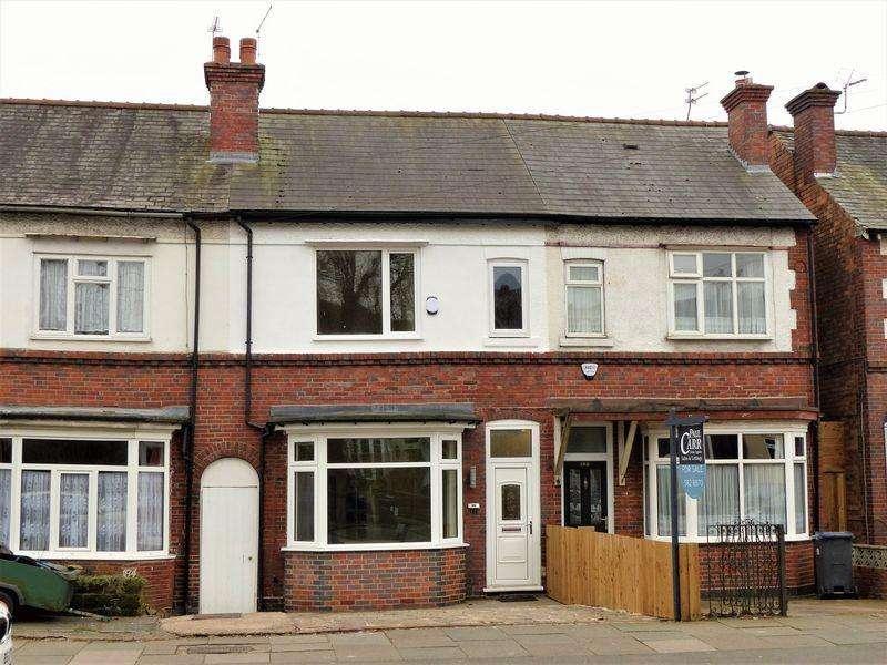 4 Bedrooms Terraced House for sale in Short Heath Road, Birmingham