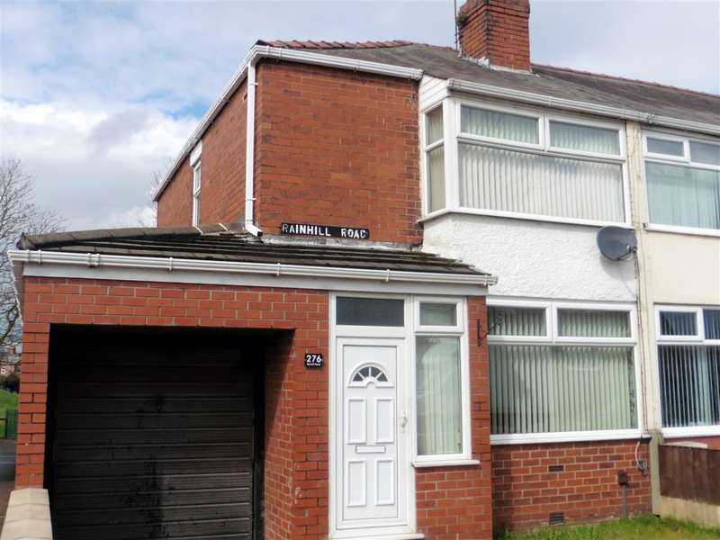 3 Bedrooms Terraced House for sale in Rainhill Road, Rainhill