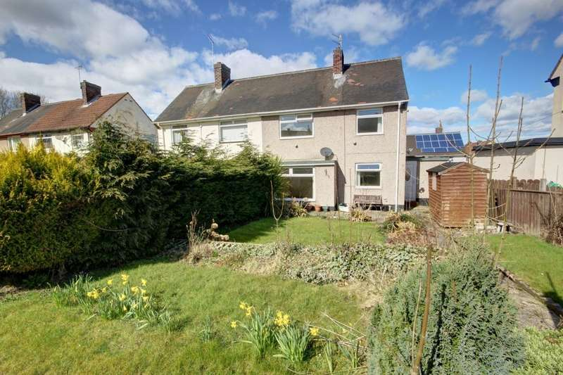 2 Bedrooms Semi Detached House for sale in Warkworth Crescent, Seaham, SR7