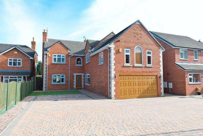 6 Bedrooms Detached House for sale in Greenway Road, Higher Runcorn