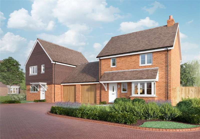 2 Bedrooms House for sale in Waters Reach, Lower High Street, Wadhurst, East Sussex, TN5