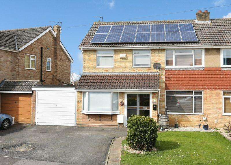 4 Bedrooms Semi Detached House for sale in Hilperton Marsh