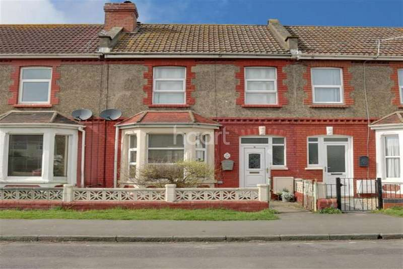 2 Bedrooms Terraced House for rent in Catherine Street, Avonmouth