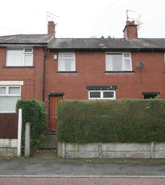 3 Bedrooms Terraced House for sale in Sterling Grove, Whitefield