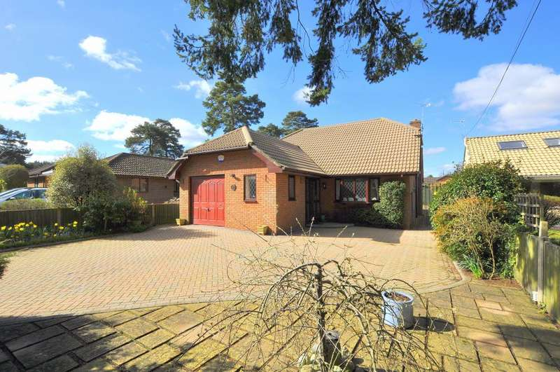 3 Bedrooms Detached Bungalow for sale in St Ives, Ringwood, BH24 2PG