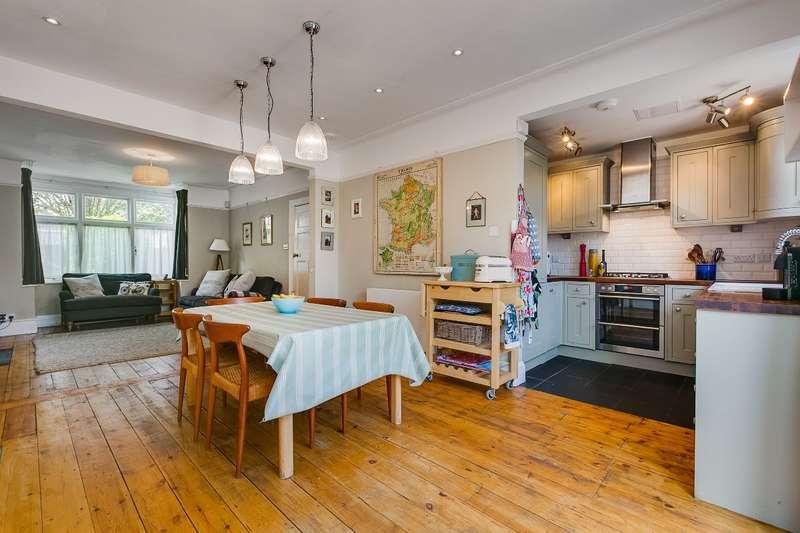 4 Bedrooms Terraced House for sale in Treen Avenue, Barnes