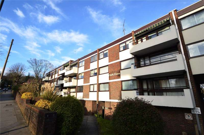 3 Bedrooms Apartment Flat for sale in Parkview, Christchurch Road, Purley