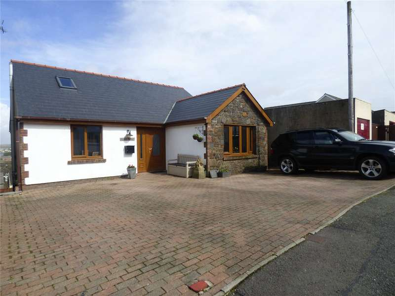 4 Bedrooms Detached House for sale in Darshee Cottage, Milton Terrace, Pembroke Dock, Pembrokeshire