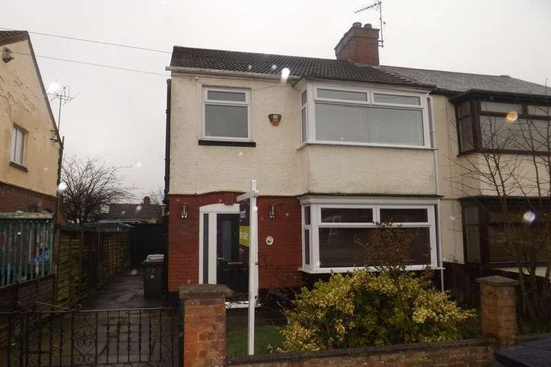3 Bedrooms Semi Detached House for sale in Felix Avenue, Luton, LU2