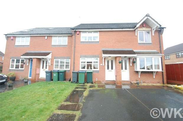 2 Bedrooms Terraced House for sale in Navigation Lane, WEST BROMWICH, West Midlands