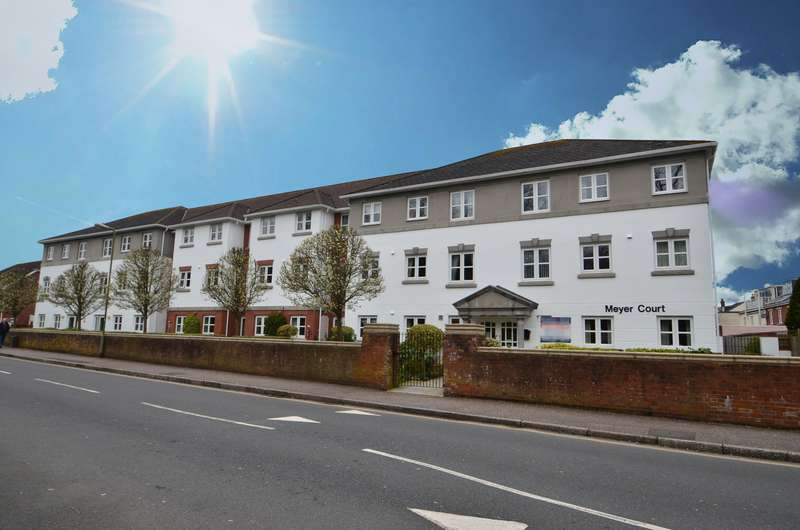 1 Bedroom Flat for sale in Meyer Court, Butts Road, Heavitree, Exeter