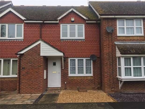 2 Bedrooms Terraced House for sale in Vaughan Drive, Kemsley, SITTINGBOURNE, Kent