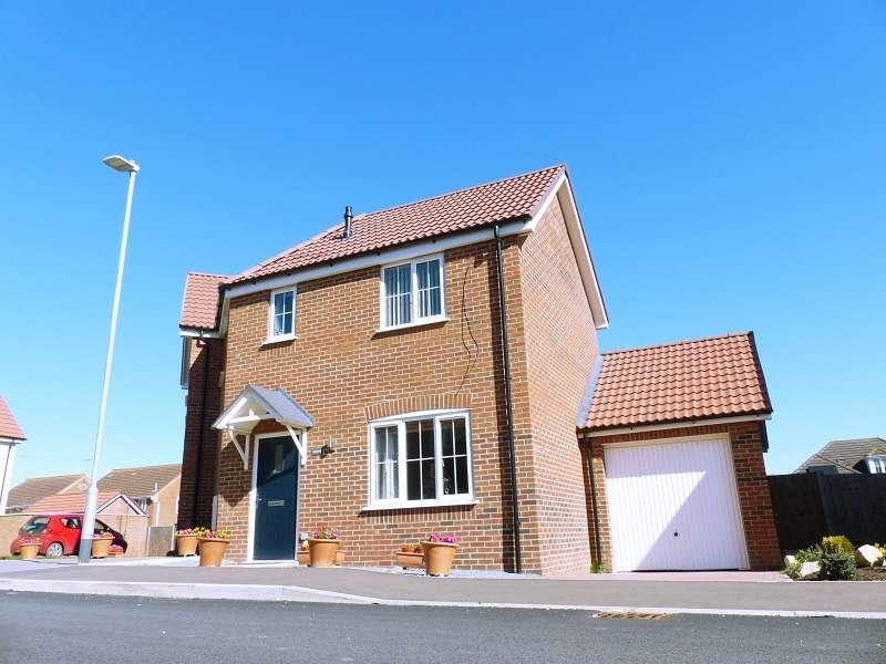 3 Bedrooms Semi Detached House for sale in St Vincent Close, Crowland, Peterborough. PE6 0DG