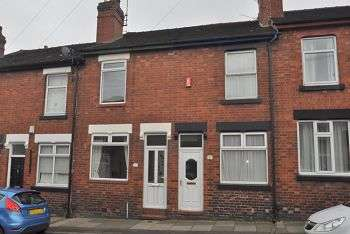 2 Bedrooms Terraced House for sale in 15 Clare Street, Basford, ST4 6EE