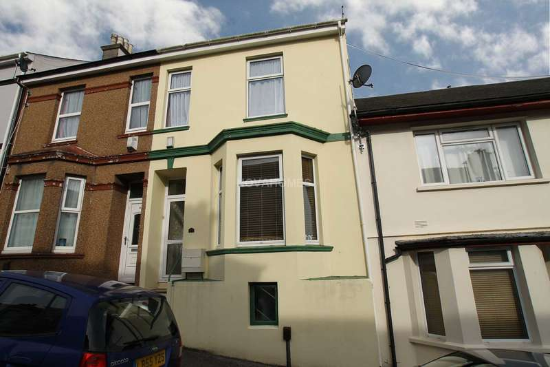 2 Bedrooms Terraced House for sale in Cotehele Avenue, Keyham, PL2 1LX