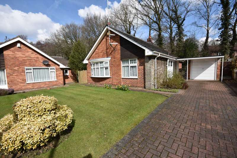 2 Bedrooms Detached Bungalow for sale in LADYS CLOSE, POYNTON