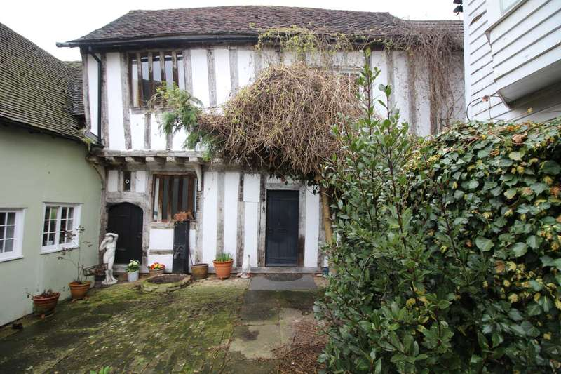 2 Bedrooms Cottage House for sale in East Street, Coggeshall