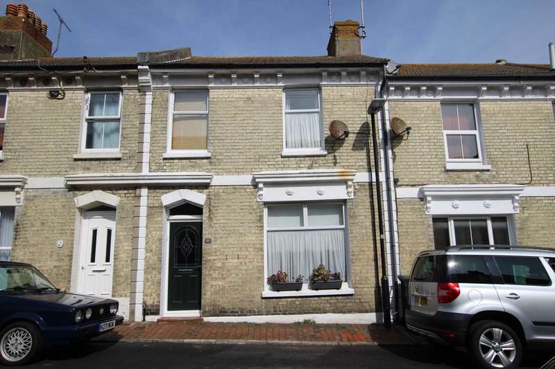 3 Bedrooms Terraced House for sale in Brightland Road, Eastbourne, BN20 8BE