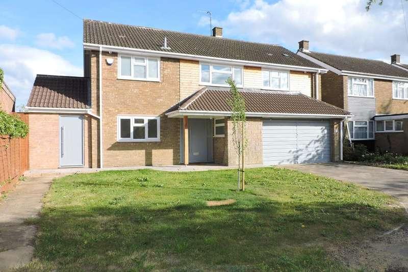 4 Bedrooms Detached House for sale in Harlington Road, Sundon, Bedfordshire, LU3 3PE