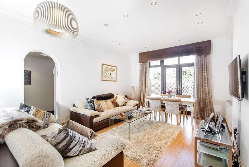 2 Bedrooms Flat for sale in Dollis Park, N3