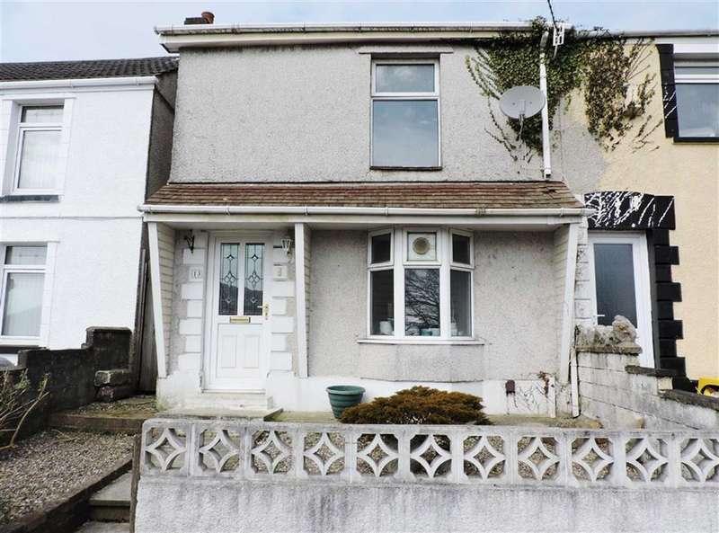 3 Bedrooms End Of Terrace House for sale in Davis Street, Plasmarl