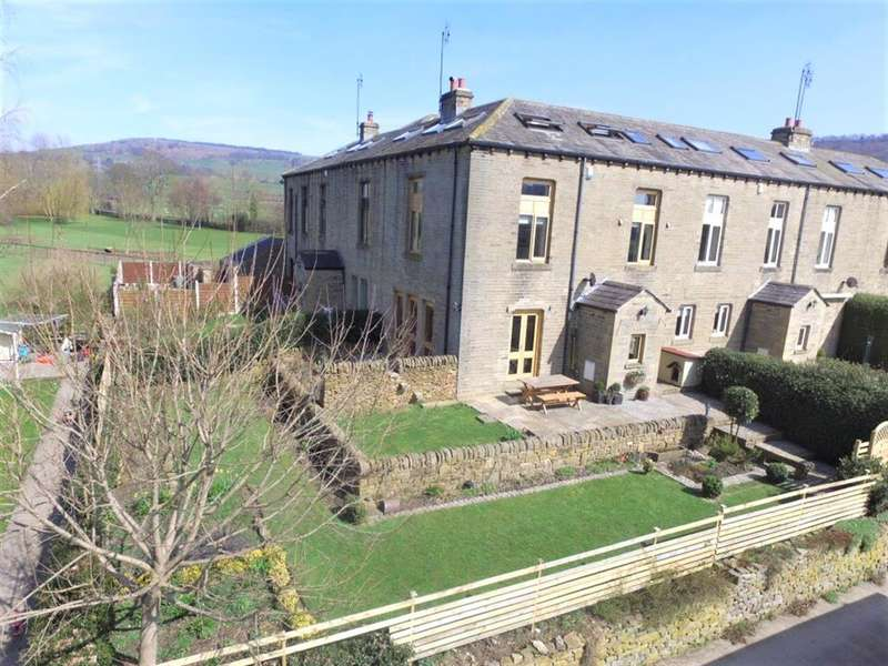 4 Bedrooms Mews House for sale in Stables, Courtyard Mews, Silsden