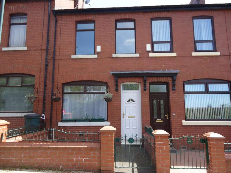 3 Bedrooms Terraced House for sale in Cypress Street, Harpurhey, M9