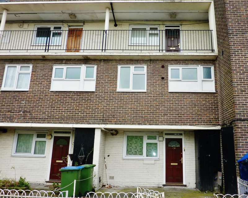 4 Bedrooms Maisonette Flat for sale in Sewell Road, Abbey Wood, London, SE2 9DL