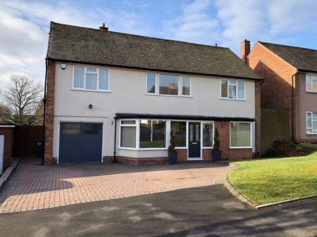 5 Bedrooms Detached House for sale in Bryony Road, BOURNVILLE VILLAGE TRUST, Selly Oak, B29