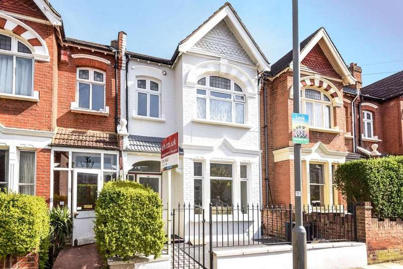 4 Bedrooms Terraced House for sale in Nimrod Road, Furzedown