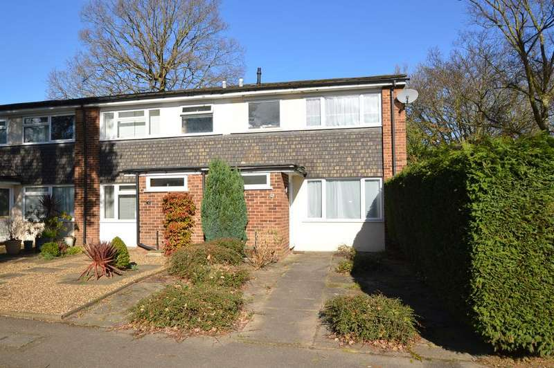 3 Bedrooms End Of Terrace House for sale in Station Avenue, WALTON ON THAMES KT12