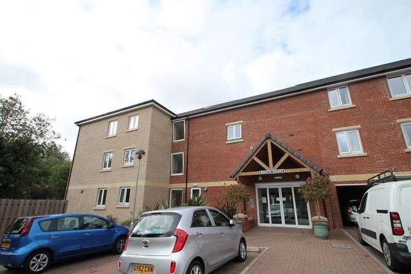 1 Bedroom Retirement Property for sale in Handford Road, Ipswich, IP1