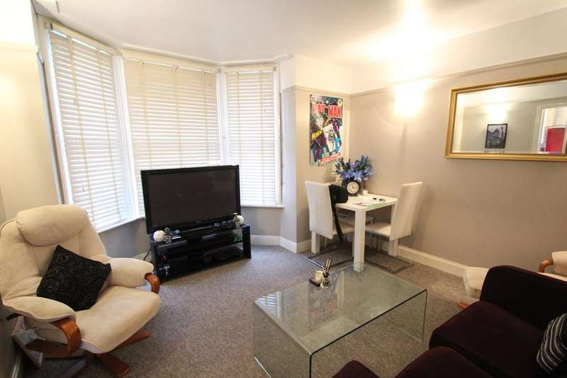 2 Bedrooms Flat for sale in Orford Street, Ipswich, IP1