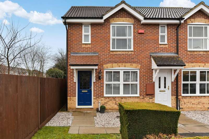2 Bedrooms House for sale in Cippenham, Slough, Berkshire, SL1