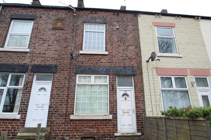 2 Bedrooms Terraced House for sale in HIGH STREET, CROFTON, WAKEFIELD, WF4 1NF