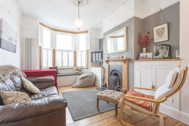 3 Bedrooms Town House for sale in Westbourne Street, Hove