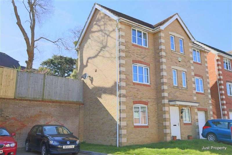 4 Bedrooms Town House for sale in Copper Beeches, St Leonards On Sea