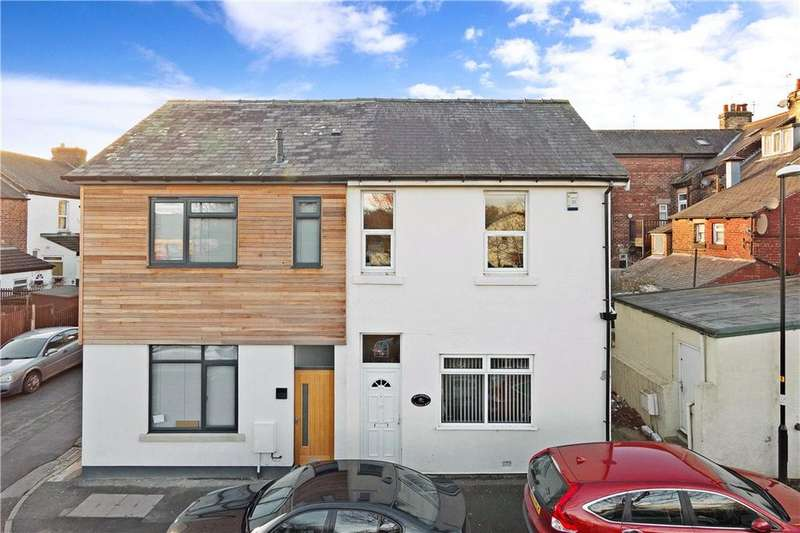3 Bedrooms Terraced House for sale in Prospect Road, Harrogate, North Yorkshire, HG2