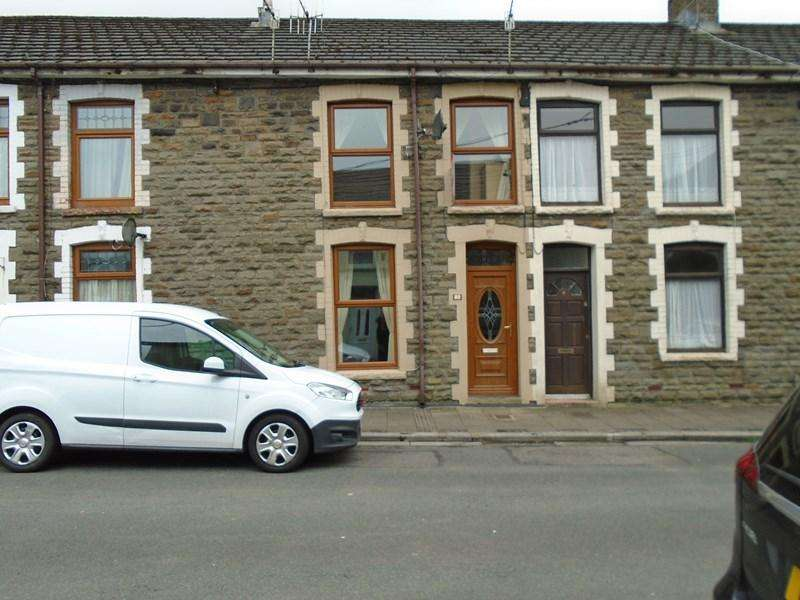 2 Bedrooms Terraced House for sale in Llewellyn Street, Blaencwm, Treorchy