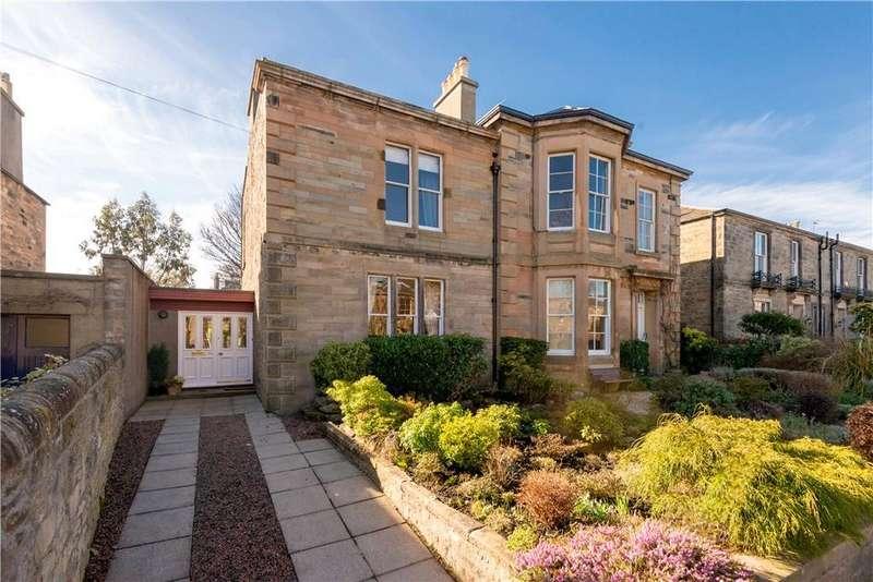 3 Bedrooms Semi Detached House for sale in Seton Place, Edinburgh, Midlothian, EH9