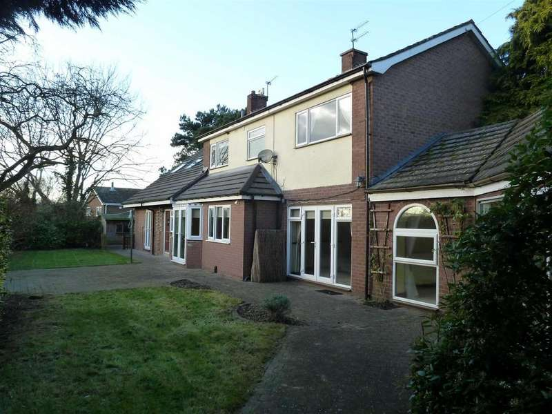 5 Bedrooms Detached House for sale in Ryton, Shrewsbury