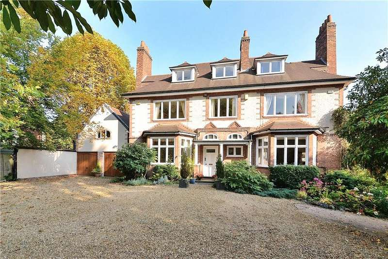 10 Bedrooms Detached House for sale in Farquhar Road, Edgbaston, Birmingham, West Midlands, B15