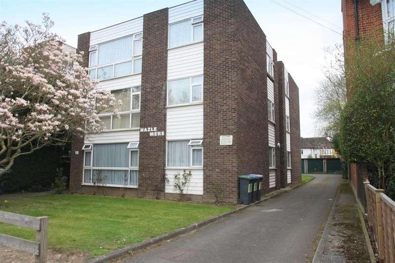 2 Bedrooms Flat for sale in Hadlow Road, Sidcup