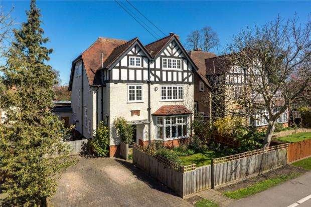 6 Bedrooms Detached House for sale in Barton Road, Newnham, Cambridge