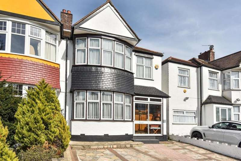 3 Bedrooms End Of Terrace House for sale in South Norwood Hill, South Norwood