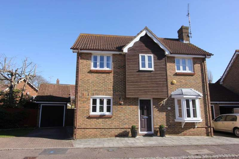 4 Bedrooms Detached House for sale in Waltham Close, Hutton, Brentwood