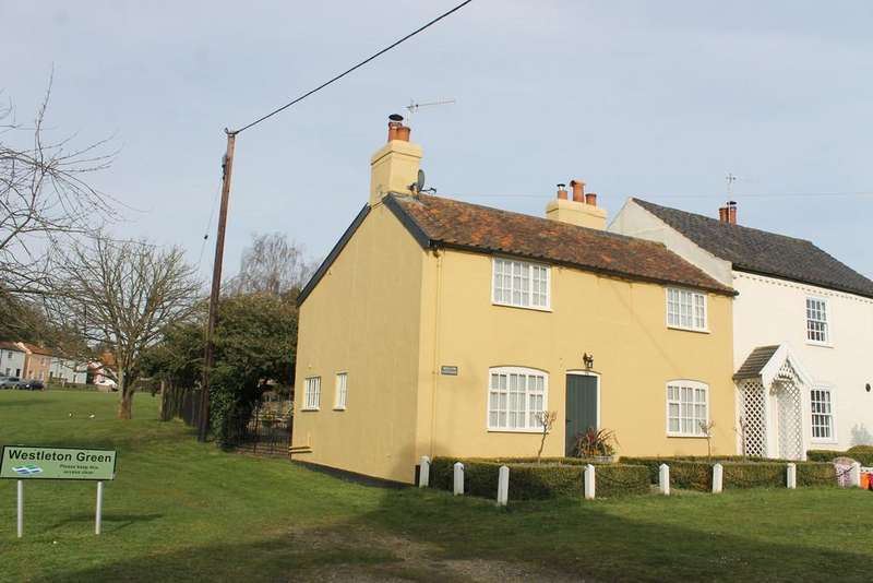 3 Bedrooms Semi Detached House for sale in Westleton, Nr Heritage Coast