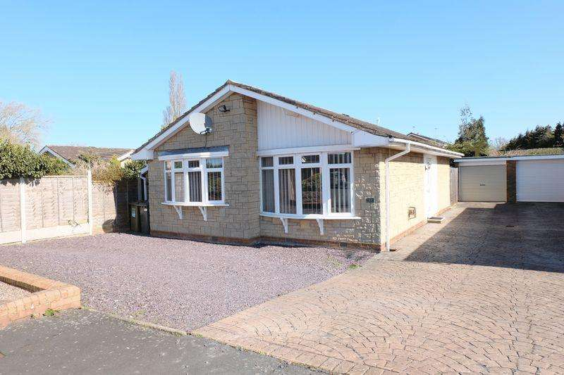2 Bedrooms Detached Bungalow for sale in Langdale Road, Stourport-On-Severn DY13 0BJ
