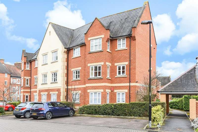 2 Bedrooms Flat for sale in Bennett Crescent, Cowley, Oxford, OX4