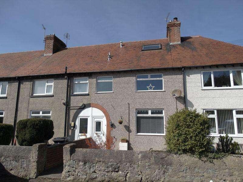 2 Bedrooms Terraced House for sale in Marine Terrace, Penrhyn Bay